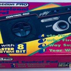 Videojuegos y Consolas: PROFESSIONAL CONTROL PAD COMPETITION PRO [POWERPLAY EUROPE LTD] HONEY BEE [SEGA MASTER SYSTEM] SG-2. Lote 276567133