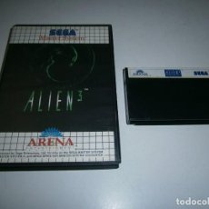 Videojuegos y Consolas: ALIEN 3 MASTER SYSTEM PAL. Lote 276945273