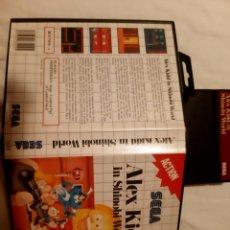 Videojuegos y Consolas: ALEX KIDD IN SHINOBI WORLD. Lote 277290988