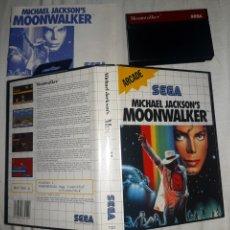 Videojuegos y Consolas: MOONWALKER. Lote 277545158