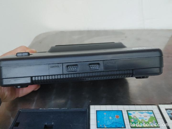 Videojuegos y Consolas: LOTE CONSOLA SEGA MASTER SYSTEM II CON 5 JUEGOS SONIC, OUT RUN, SECRET COMMAND, FANTASY ZONE Y BACK- - Foto 10 - 277700658