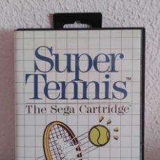 Videojuegos y Consolas: SUPER TENNIS MASTER SYSTEM. Lote 278766658