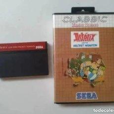 Videojuegos y Consolas: ASTERIX MASTER SYSTEM SEGA. Lote 285038533