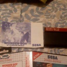 Videojuegos y Consolas: WONDER BOY. Lote 286703458