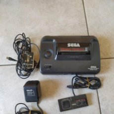 Videojuegos y Consolas: CONSOLA SEGA MASTER SYSTEM 2 II ORIGINAL 100% CON MANDO Y CABLES. Lote 286954218