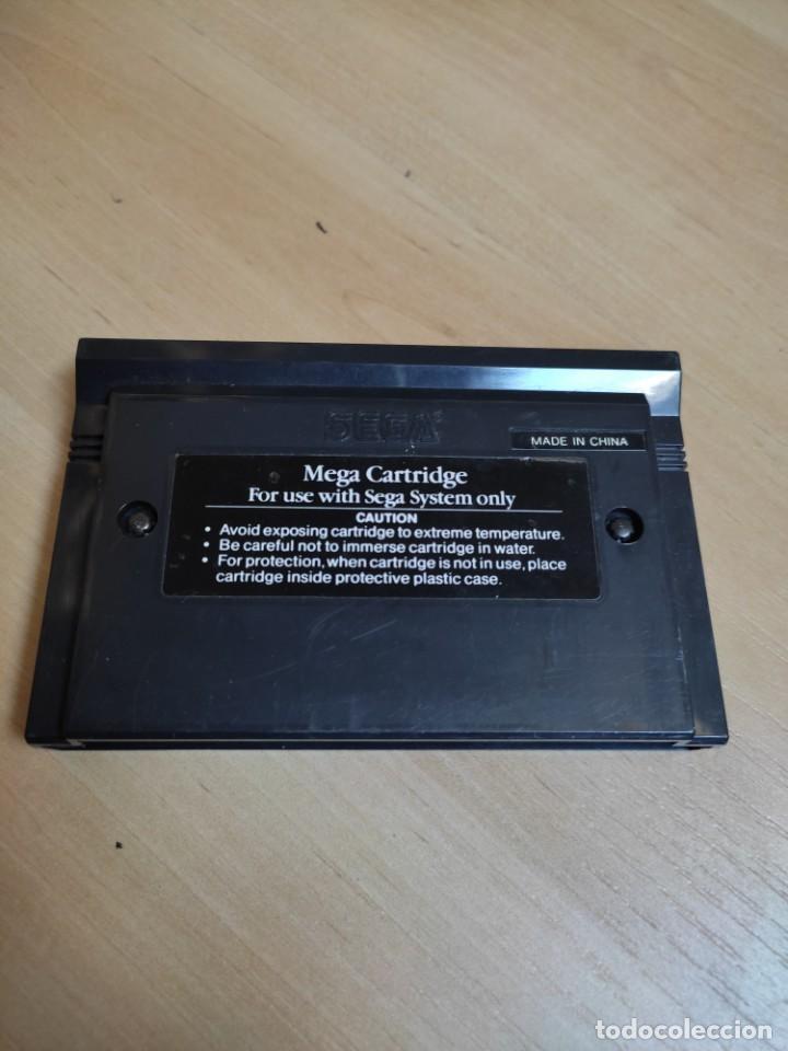 Videojuegos y Consolas: SMS Sega Master System Sonic The Hedgehod. Solo Cartucho. - Foto 3 - 287896318