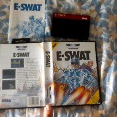 Videojuegos y Consolas: E - SWAT. Lote 288062443