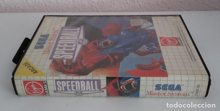 Videojuegos y Consolas: SPEED BALL 2 MASTER SYSTEM - Foto 3 - 288212673