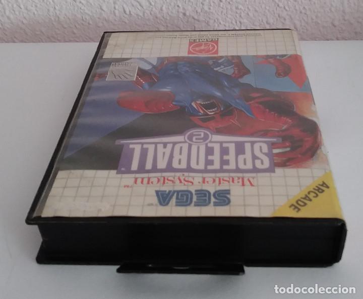 Videojuegos y Consolas: SPEED BALL 2 MASTER SYSTEM - Foto 4 - 288212673