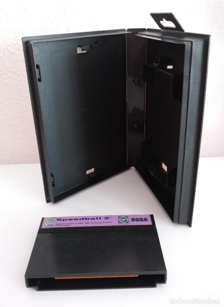 Videojuegos y Consolas: SPEED BALL 2 MASTER SYSTEM - Foto 10 - 288212673