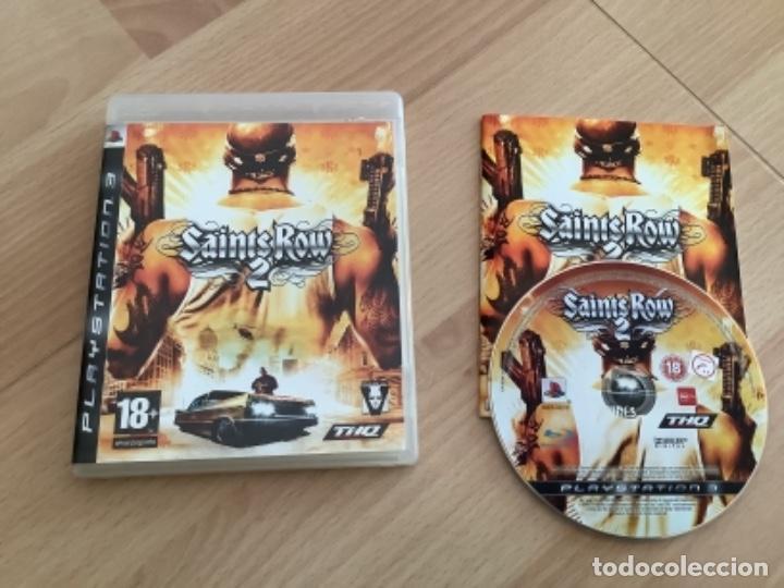 SAINTS ROW 2 PS3 PLAY STATION 3 (Juguetes - Videojuegos y Consolas - Sega - Master System)