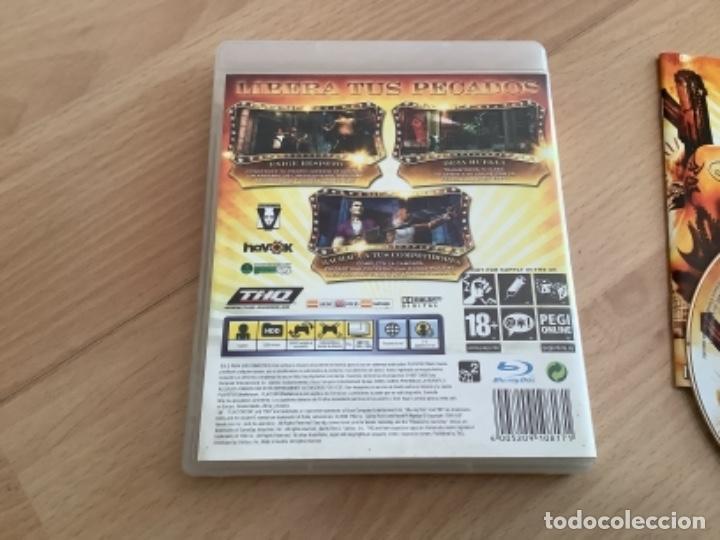 Videojuegos y Consolas: SAINTS ROW 2 ps3 PLAY STATION 3 - Foto 2 - 289595593