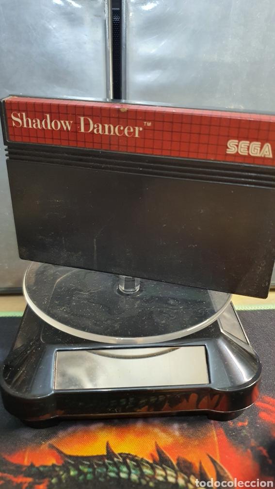 SEGA MASTER SYSTEM SHADOW DANCER (Juguetes - Videojuegos y Consolas - Sega - Master System)