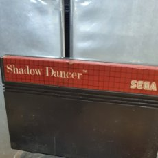 Videojuegos y Consolas: SEGA MASTER SYSTEM SHADOW DANCER. Lote 289689193