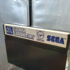 Videojuegos y Consolas: SEGA MASTER SYSTEM GLOBAL GLADIATORS. Lote 289690673
