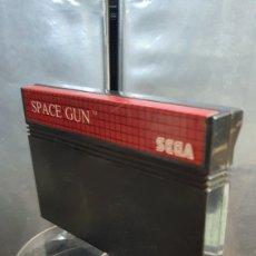 Videojuegos y Consolas: SEGA MASTER SYSTEM SPACE GUN. Lote 289690943