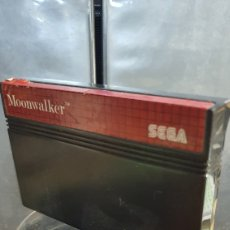Videojuegos y Consolas: SEGA MASTER SYSTEM MOONWALKER. Lote 289691993