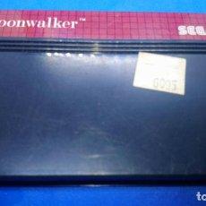 Videojuegos y Consolas: SEGA MASTER SYSTEM MOONWALKER. Lote 294484108