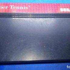 Videojuegos y Consolas: SUPER TENNIS SEGA MASTER SYSTEM. Lote 294507228