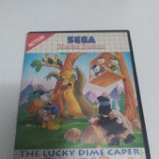 Videojuegos y Consolas: JUEGO THE LUCKY DIME CAPER DONALD DUCK. Lote 295395108