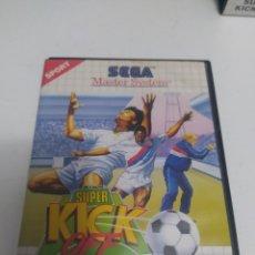 Videojuegos y Consolas: JUEGO SÚPER KICK OFF. Lote 295395403