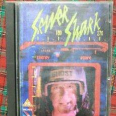 Videojuegos y Consolas: SEWER SHARK MEGA CD SEGA CAJA GRANDE ESPAÑA PAL RARO. Lote 28219142