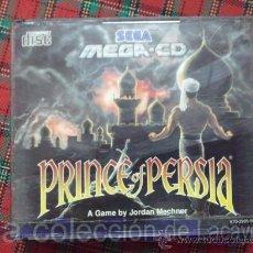 Videojuegos y Consolas: PRINCIPE OF PERSIA MEGA CD SEGA ESPAÑA PAL. Lote 28223607