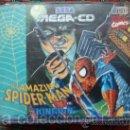 Videojuegos y Consolas: THE AMAZING SPIDER-MAN VS. KINGRIN MEGA CD SEGA ESPAÑA PAL. Lote 28228315