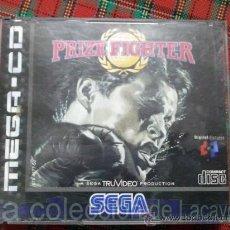 Videojuegos y Consolas: PRIZE FIGHTER MEGA CD SEGA ESPAÑA PAL. Lote 28228849