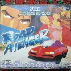 Videojuegos y Consolas: ROAD AVENGER MEGA CD SEGA ESPAÑA PAL. Lote 28228951