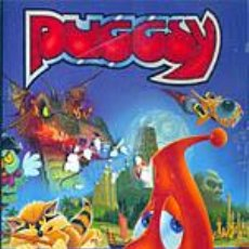 Videojuegos y Consolas: PUGGSY MEGA CD SEGA ESPAÑA PAL NUEVO PRECINTADO. Lote 28233893