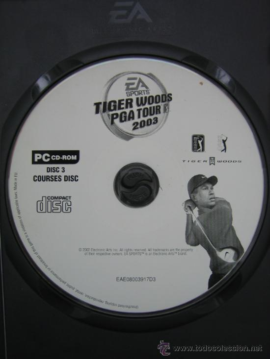 Videojuegos y Consolas: PC CD-ROM. EA sports Tiger Woods PGA TOUR 2003 - Foto 6 - 33443722