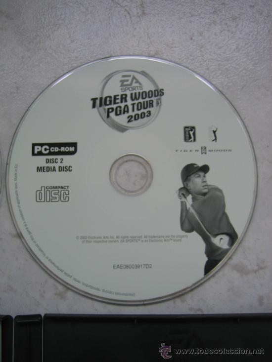 Videojuegos y Consolas: PC CD-ROM. EA sports Tiger Woods PGA TOUR 2003 - Foto 5 - 33443722