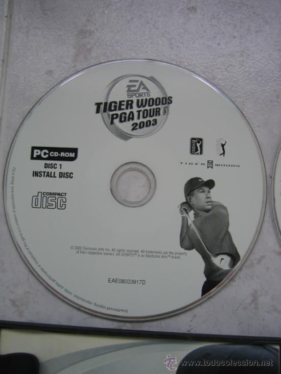 Videojuegos y Consolas: PC CD-ROM. EA sports Tiger Woods PGA TOUR 2003 - Foto 4 - 33443722