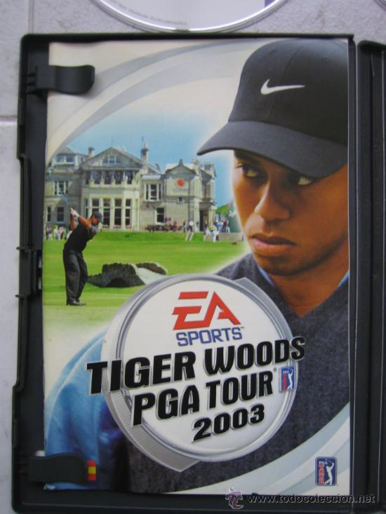 Videojuegos y Consolas: PC CD-ROM. EA sports Tiger Woods PGA TOUR 2003 - Foto 2 - 33443722
