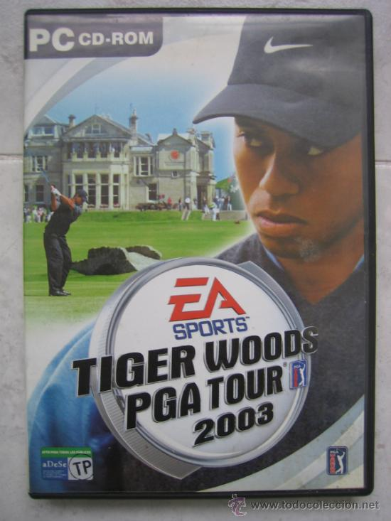 Videojuegos y Consolas: PC CD-ROM. EA sports Tiger Woods PGA TOUR 2003 - Foto 3 - 33443722