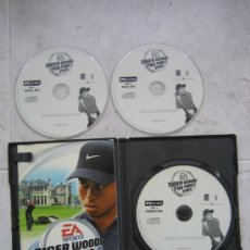 Videojuegos y Consolas: PC CD-ROM. EA SPORTS TIGER WOODS PGA TOUR 2003. Lote 33443722