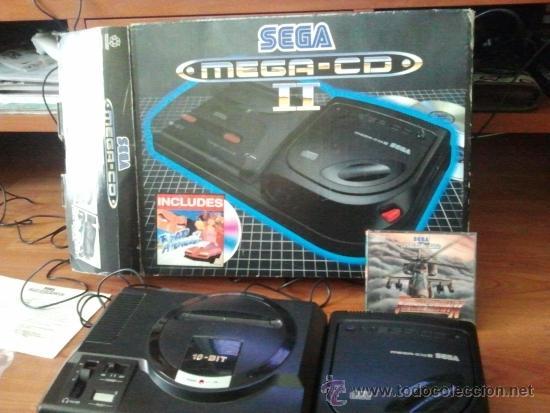 Videojuegos y Consolas: consola muy dificil de conseguir sega mega cd + caja + juego funcionando al 100% - Foto 4 - 37865924