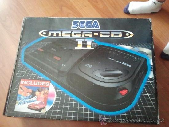 Videojuegos y Consolas: consola muy dificil de conseguir sega mega cd + caja + juego funcionando al 100% - Foto 7 - 37865924