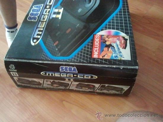 Videojuegos y Consolas: consola muy dificil de conseguir sega mega cd + caja + juego funcionando al 100% - Foto 9 - 37865924