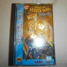 Videojuegos y Consolas: JUEGO SEGA CD (MEGA CD) THE AMAZING SPIDER.MAN. Lote 40483956