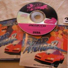 Videojuegos y Consolas: ANTIGUO JUEGO MEGA CD ROAD AVENGER. Lote 42909126