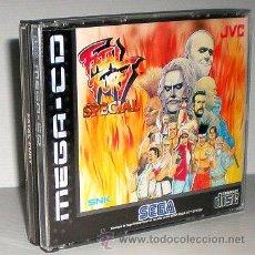 Videojuegos y Consolas: FATAL FURY SPECIAL [JVC / FUNCOM] [SNK] 1995 [SEGA CD] [PAL] [SECAM] MEGACD [EDICIÓN ESPAÑOLA] MEGA. Lote 44946205