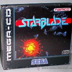 Videojuegos y Consolas: STARBLADE [NAMCO] 1994 [SEGA CD] [PAL] [SECAM] MEGACD SYSTEM 21 POLYGONIZER. Lote 44955157