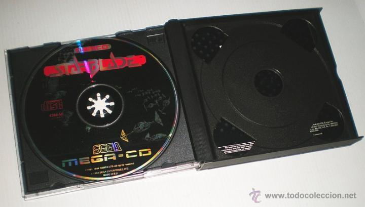 Videojuegos y Consolas: StarBlade [Namco] 1994 [SEGA CD] [PAL] [SECAM] MegaCD System 21 Polygonizer - Foto 3 - 44955157