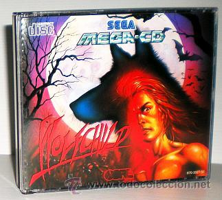WOLFCHILD [SEGA] CORE DESIGN [1993] [PAL] [SEGA CD] MEGACD (Juguetes - Videojuegos y Consolas - Sega - Mega CD)