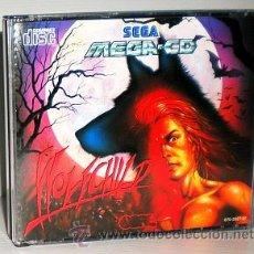 Videojuegos y Consolas: WOLFCHILD [SEGA] CORE DESIGN [1993] [PAL] [SEGA CD] MEGACD. Lote 44996973