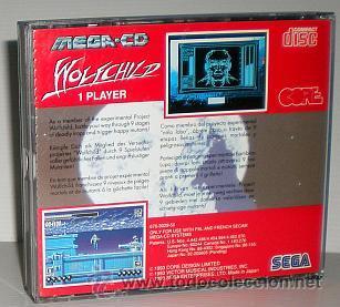 Videojuegos y Consolas: WolfChild [SEGA] Core Design [1993] [PAL] [SEGA CD] MegaCD - Foto 2 - 44996973