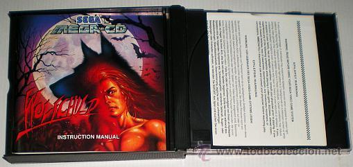 Videojuegos y Consolas: WolfChild [SEGA] Core Design [1993] [PAL] [SEGA CD] MegaCD - Foto 4 - 44996973