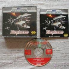 Videojuegos y Consolas: SILPHEED SEGA MEGA-CD PAL COMPLETO. Lote 45160499